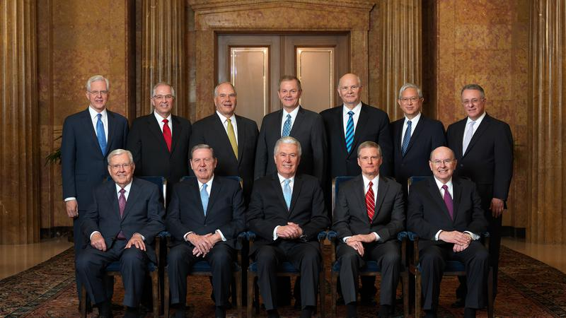 Quorum of the Twelve Apostles